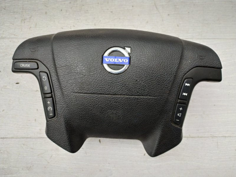 Подушка в руль Volvo V70 D5244T 2005 (б/у)