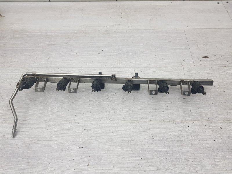 Рампа топливная Bmw 5 E60 M54 2003 (б/у)