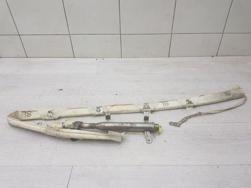 Шторка левая Nissan Primera P12 QG18 2004 (б/у)