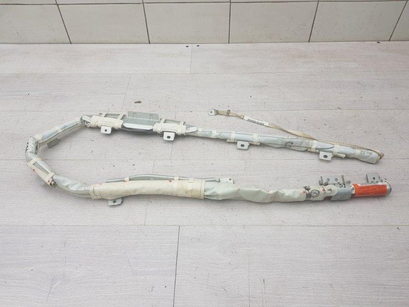 Шторка левая Nissan X-Trail T31 (б/у)