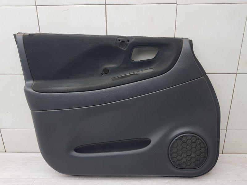 Обшивка двери передняя левая Suzuki Liana M16A 2006 (б/у)