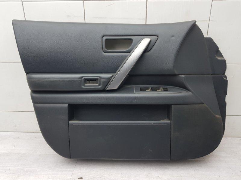 Обшивка двери передняя левая Infiniti Fx35 S50 2007 (б/у)
