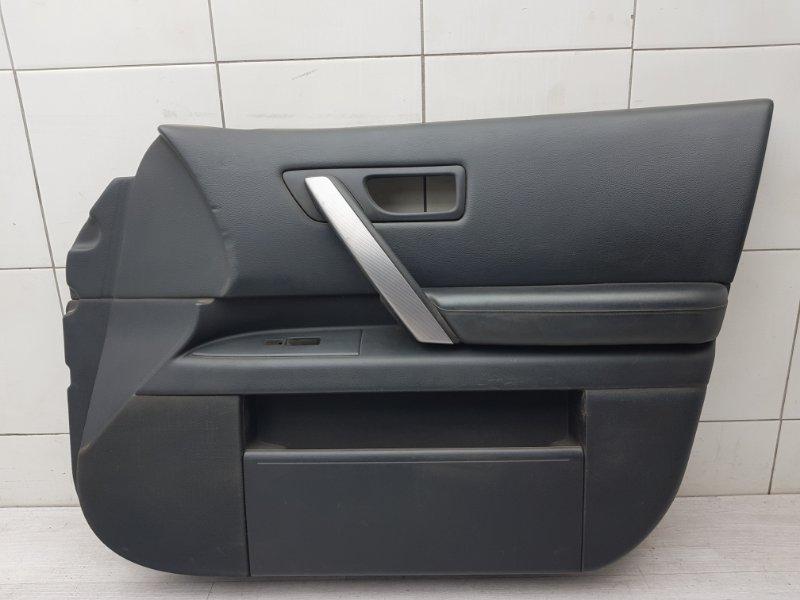 Обшивка двери передняя правая Infiniti Fx35 S50 2007 (б/у)