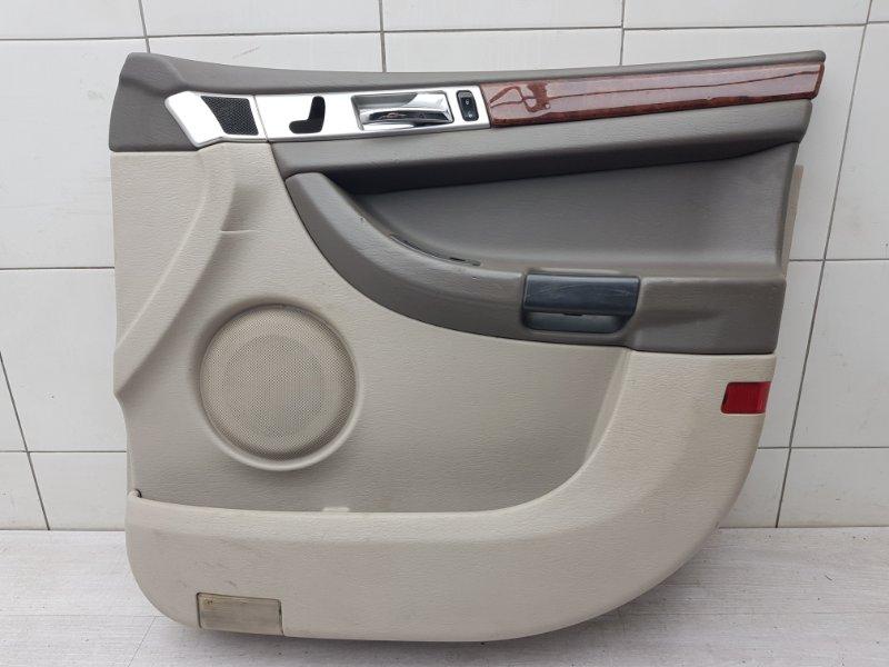 Обшивка двери передняя правая Chrysler Pacifica CS EGN 2003 (б/у)