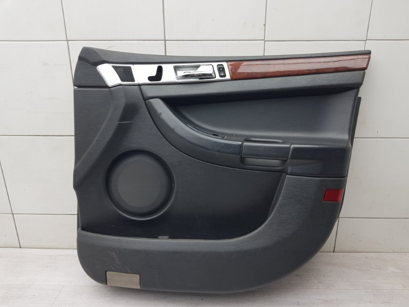 Обшивка двери передняя правая Chrysler Pacifica CS EGN 2004 (б/у)