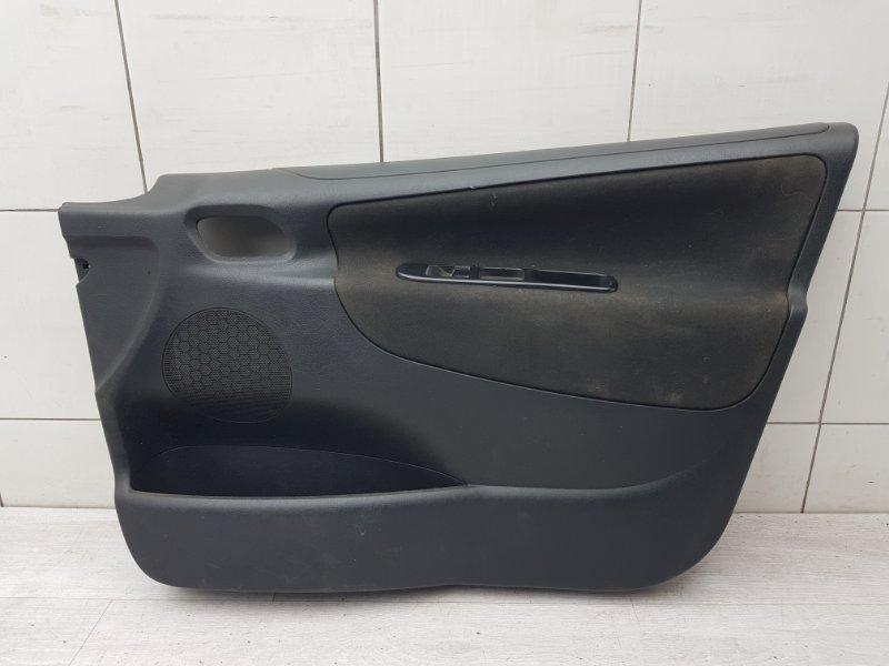 Обшивка двери передняя правая Peugeot 207 EP6 2007 (б/у)