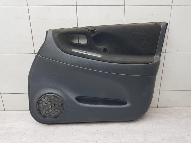 Обшивка двери передняя правая Suzuki Liana M16A 2005 (б/у)