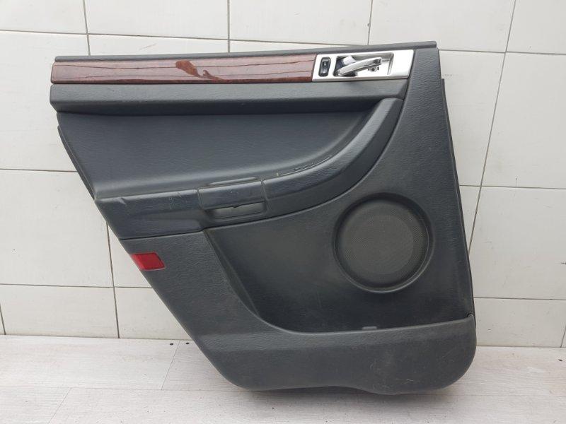 Обшивка двери задняя левая Chrysler Pacifica CS EGN 2004 (б/у)