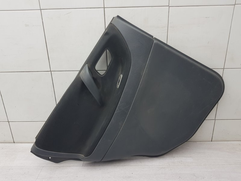 Обшивка двери задняя левая Suzuki Liana M16A 2005 (б/у)