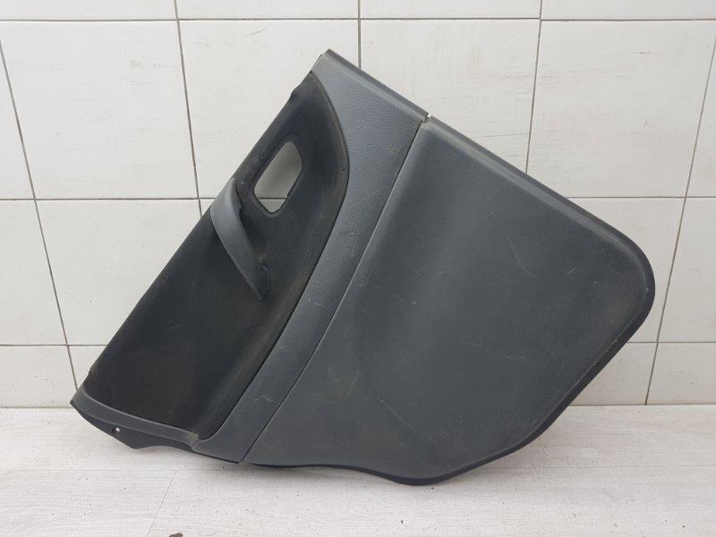 Обшивка двери задняя левая Suzuki Liana M16A 2007 (б/у)