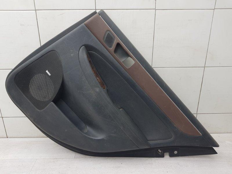 Обшивка двери задняя правая Hyundai Genesis 1 BH G6DA 2008 (б/у)