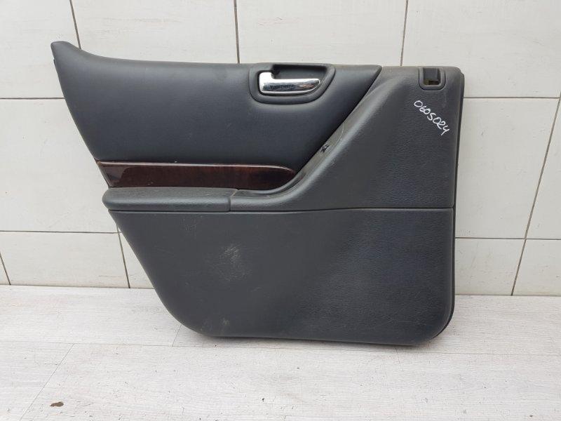 Обшивка двери задняя левая Chrysler Cirrus EEB 4G73 1999 (б/у)