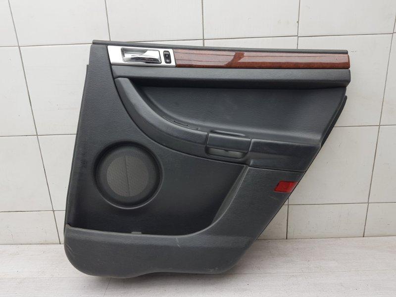 Обшивка двери задняя правая Chrysler Pacifica CS EGN 2004 (б/у)