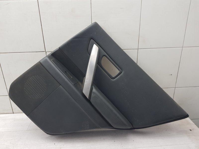 Обшивка двери задняя правая Infiniti Fx35 S50 2007 (б/у)