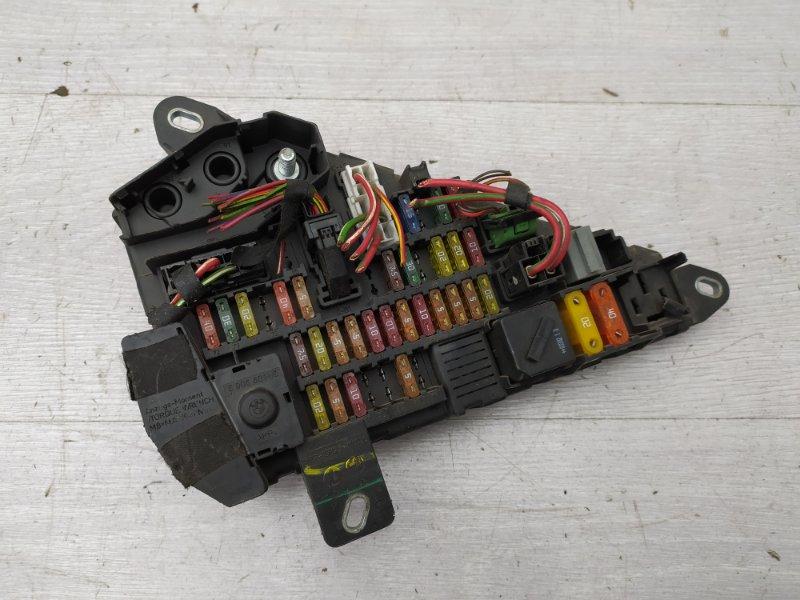 Блок предохранителей салона Bmw 5 E60 M54 2003 (б/у)