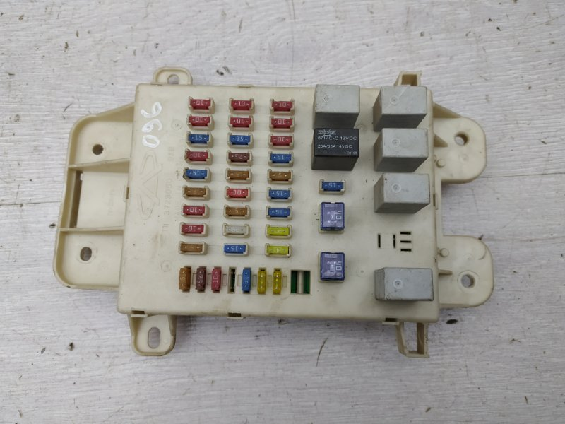 Блок предохранителей салона Chery Tiggo T11 2007 (б/у)
