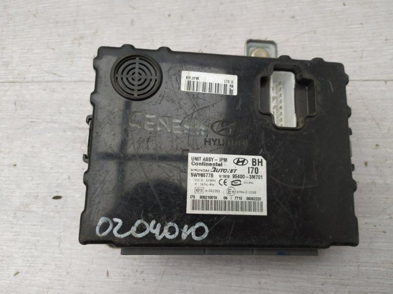 Блок Hyundai Genesis 1 BH G6DA 2008 (б/у)