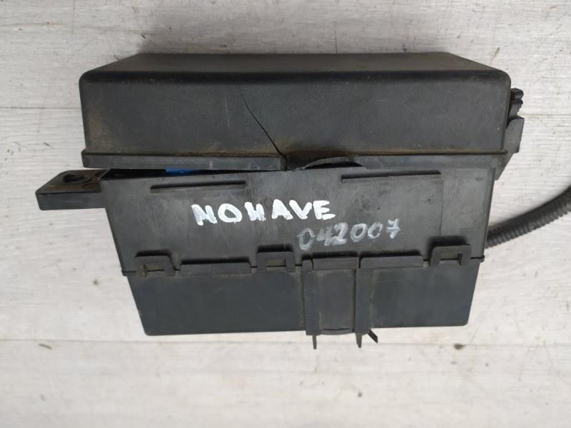Блок предохранителей моторный Kia Mohave W7 G6DA 2009 (б/у)