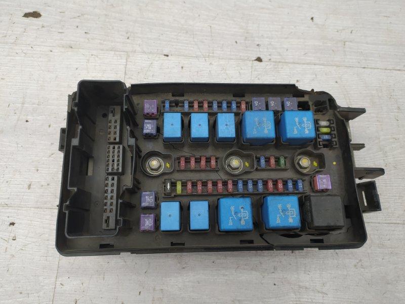 Блок предохранителей моторный Hyundai Genesis 1 BH G6DA 2008 (б/у)