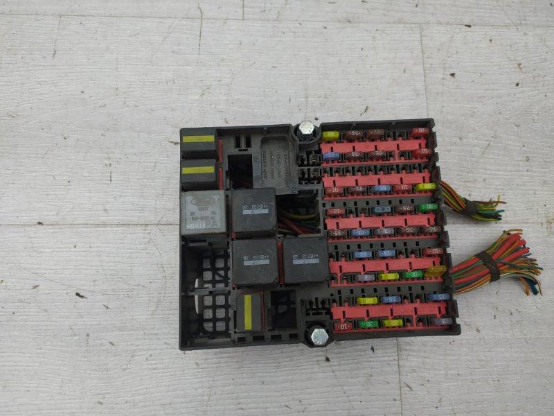 Блок предохранителей Ford Fiesta MK5 FXJB 2005 (б/у)