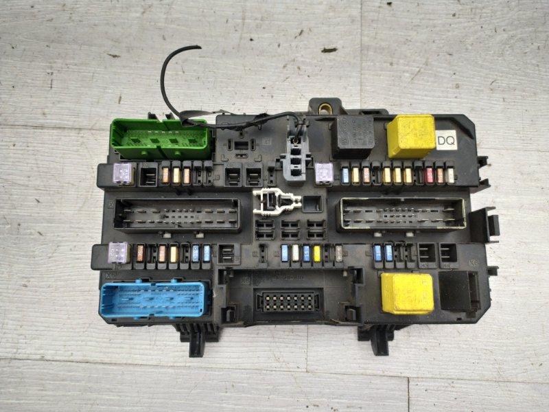 Блок предохранителей Opel Astra H Z16XEP 2004 (б/у)