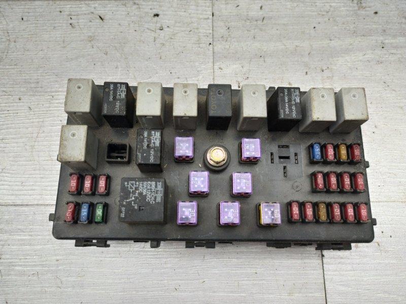 Блок предохранителей Chery Tiggo T11 2007 (б/у)