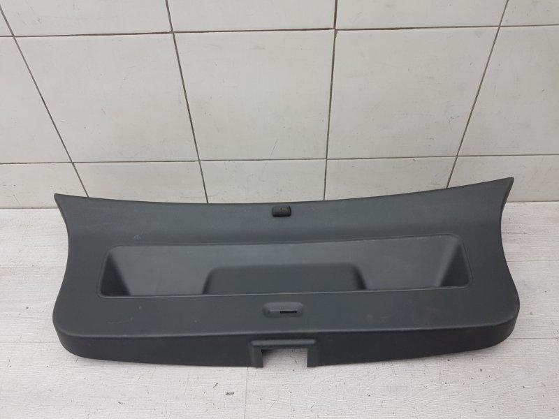 Обшивка крышки багажника Vw Polo 5 HB CGG 2010 (б/у)
