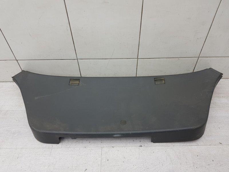 Обшивка крышки багажника Opel Astra H Z18XER 2008 (б/у)