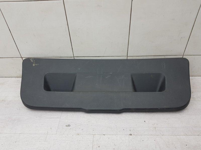 Обшивка крышки багажника Vw Polo Sedan CFN 2012 (б/у)