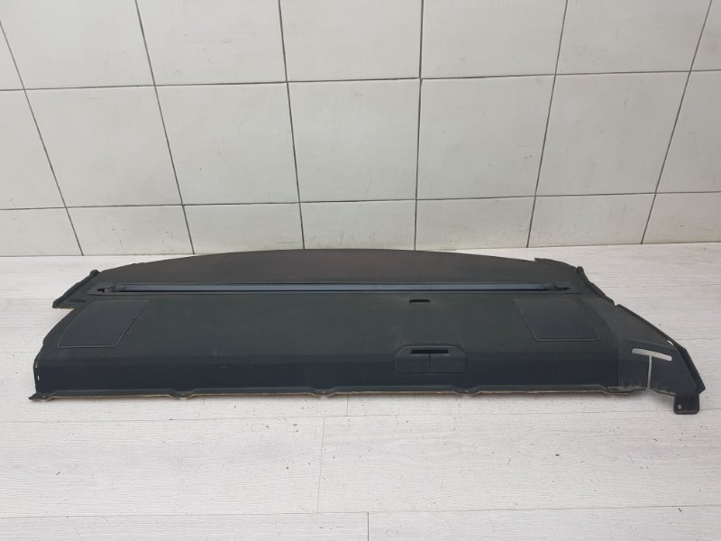 Полка багажника со шторкой Bmw 5 E60 M54 2003 (б/у)