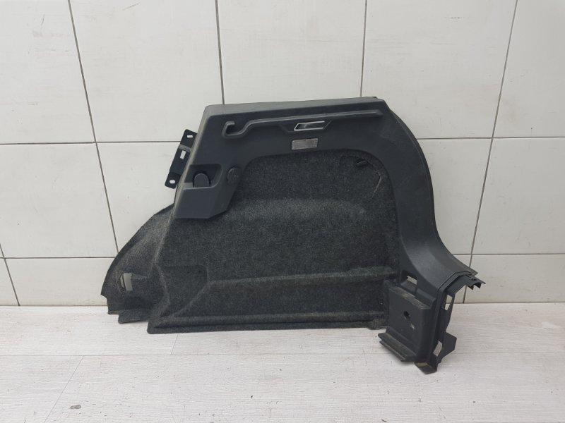 Обшивка багажника правая Vw Polo Sedan CFN 2013 (б/у)