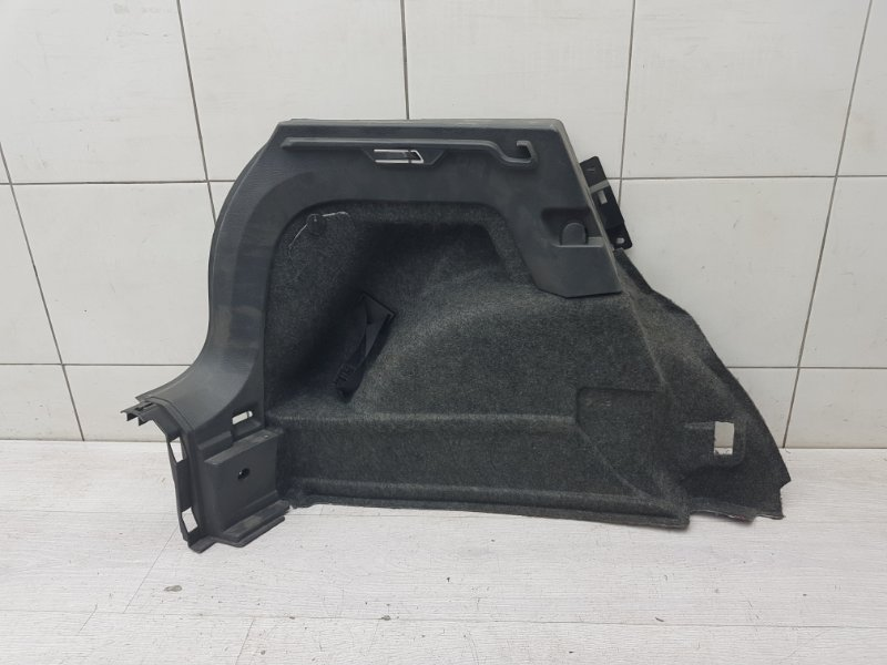 Обшивка багажника левая Vw Polo Sedan 2013 (б/у)