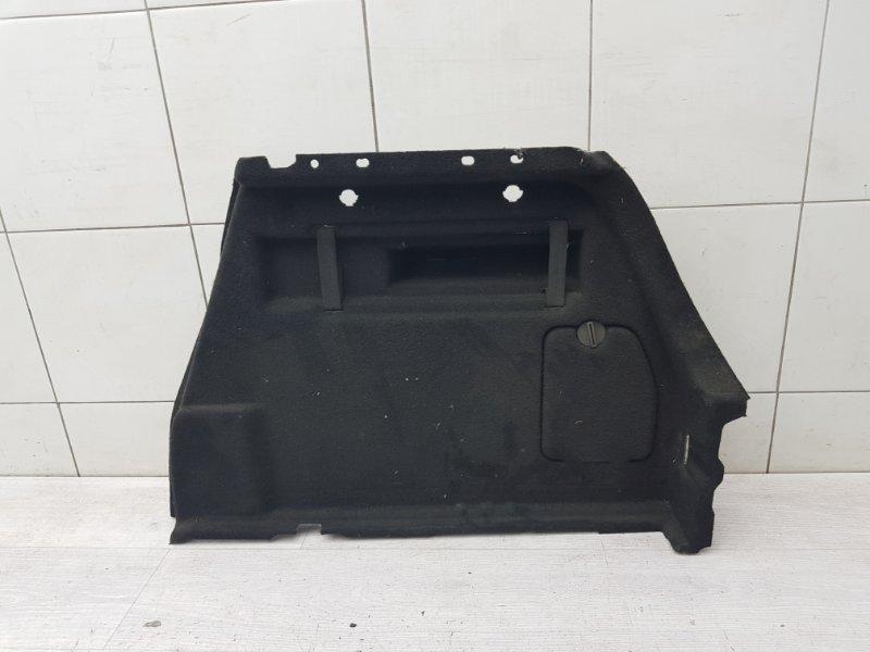 Обшивка багажника правая Opel Astra J A16XER 2010 (б/у)