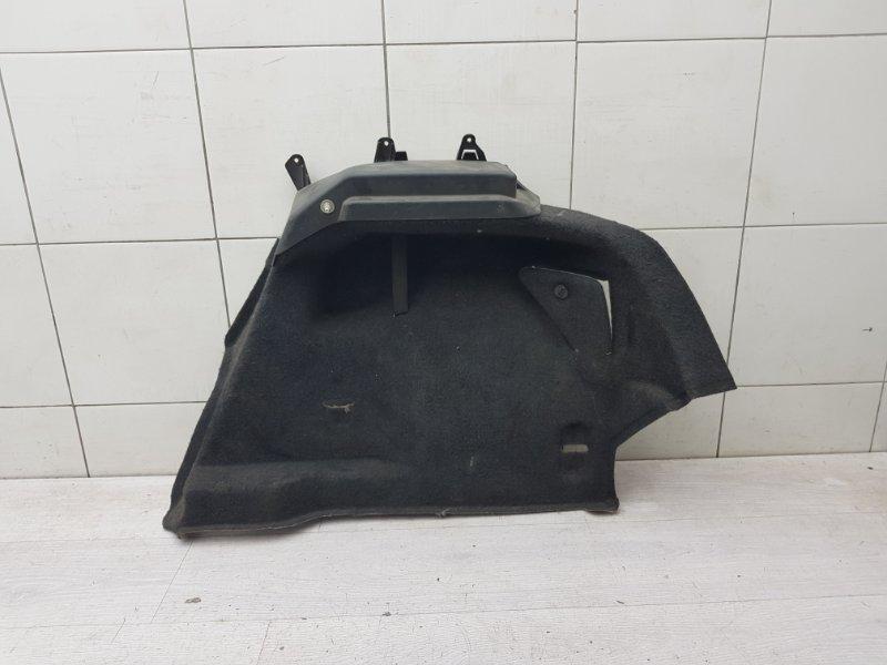 Обшивка багажника правая Opel Astra H Z18XER 2008 (б/у)
