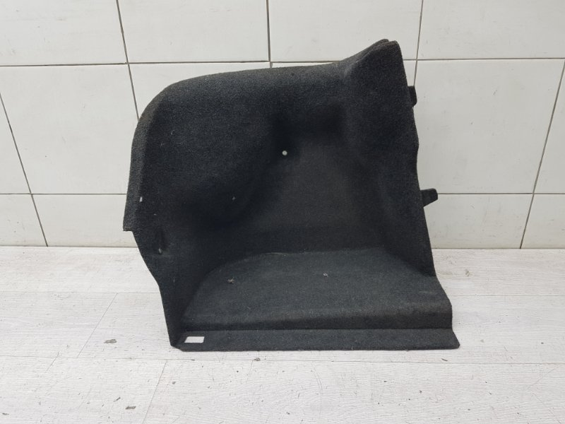 Обшивка багажника левая Bmw 5 E60 M54 2003 (б/у)