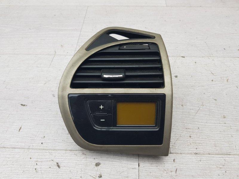 Блок климат-контроля Citroen C4 Picasso DV6TED4 2009 (б/у)