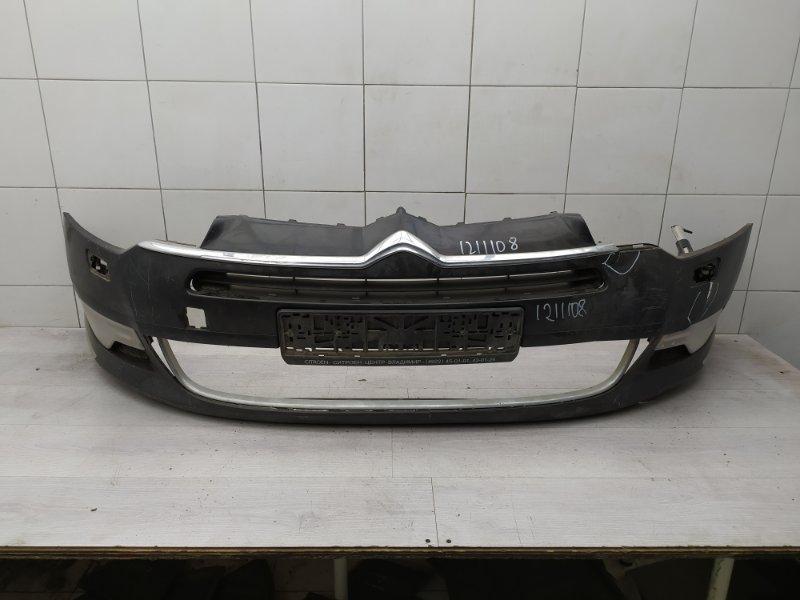 Бампер передний Citroen C5 X7 EP6CDT 2014 (б/у)