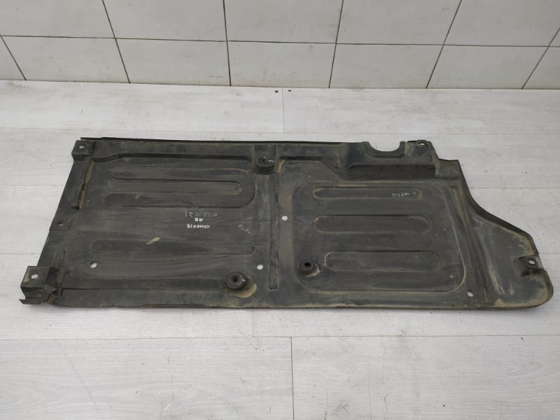 Защита днища правая Hyundai Genesis 1 BH G6DA 2008 (б/у)