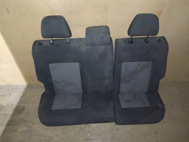 Задний диван Vw Polo Sedan CFN 2012 (б/у)
