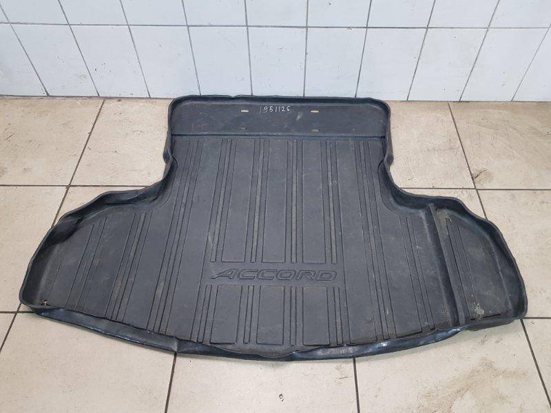 Ковер багажника Honda Accord VII K20Z2 2007 (б/у)