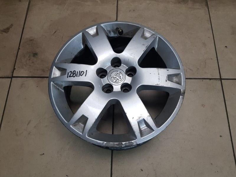 Диск колесный литой Toyota Avensis T250 1AZFSE 2007 (б/у)
