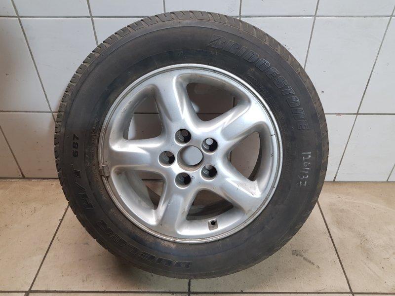 Колесо Toyota Rav4 XA20 1AZFE 2002 (б/у)