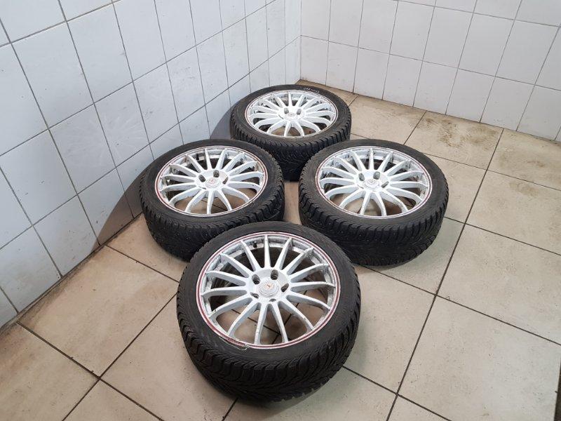 Комплект колес Honda Accord VIII 2008 (б/у)