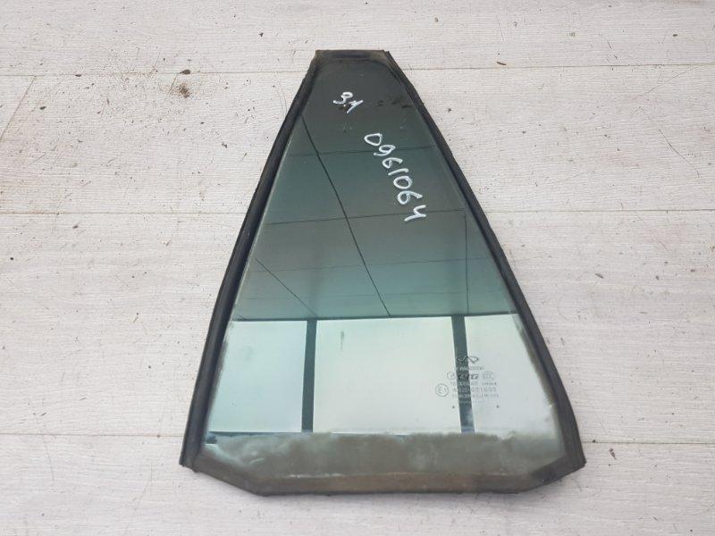 Форточка задняя левая Chery Tiggo T11 2007 (б/у)