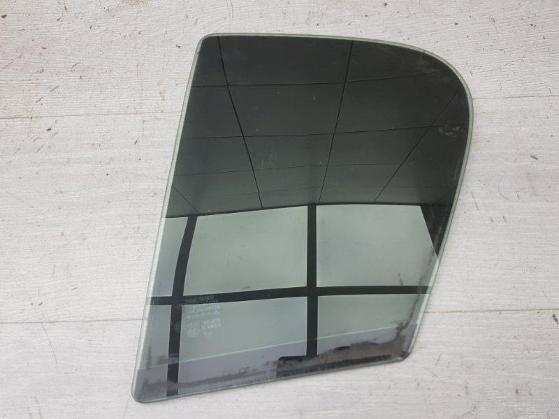 Форточка задняя левая Opel Astra H Z18XER 2008 (б/у)