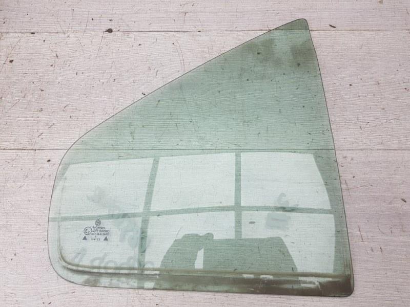 Форточка задняя правая Vw Bora AKL 1999 (б/у)
