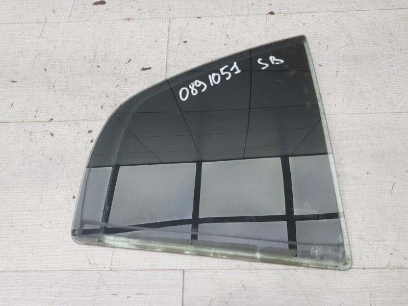 Форточка задняя правая Skoda Superb 1 AWT 2006 (б/у)