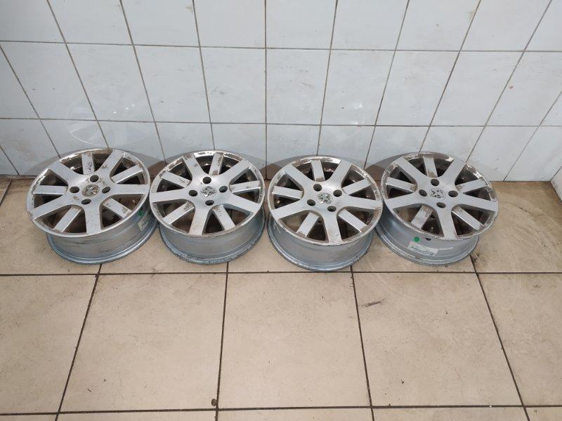 Комплект литых дисков Peugeot 308 EP6C 2010 (б/у)