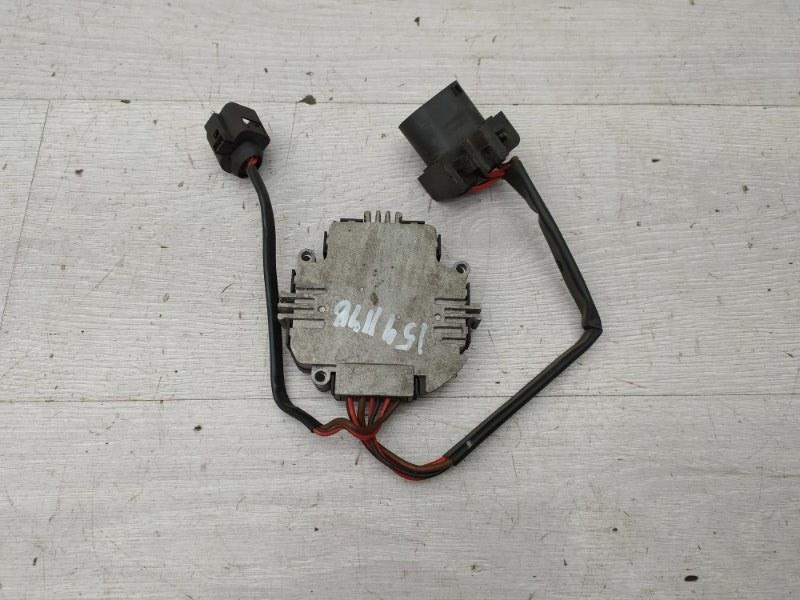 Блок управления вентилятором Vw Passat Cc CDAB 2011 (б/у)