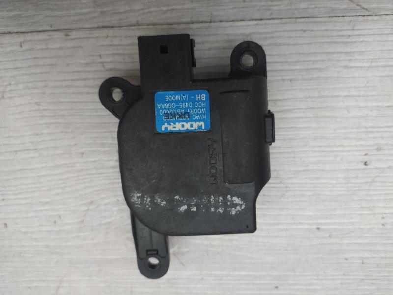 Актуатор печки Hyundai Genesis 1 BH G6DA 2008 (б/у)